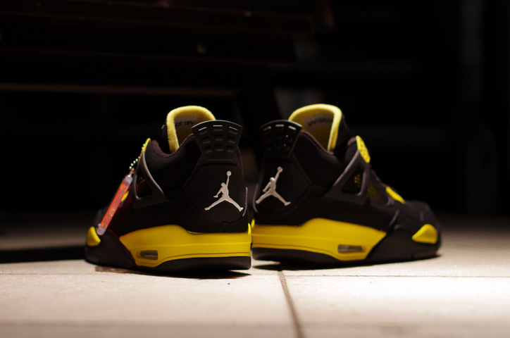 "Photo02 - AIR JORDAN 4 RETRO ""Thunder"" Japan Release Date"
