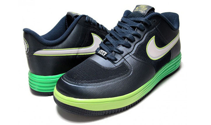 Photo02 - NIKE LUNAR FORCE 1 ELECTRIC GREEN