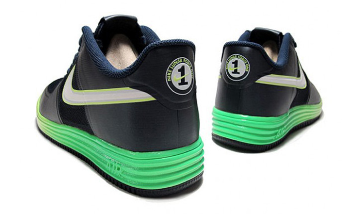 Photo03 - NIKE LUNAR FORCE 1 ELECTRIC GREEN