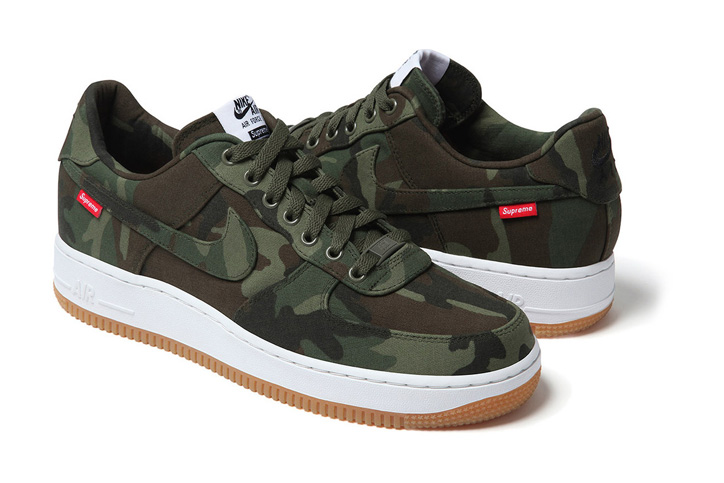 Photo02 - Supreme x Nike 2012 Air Force 1