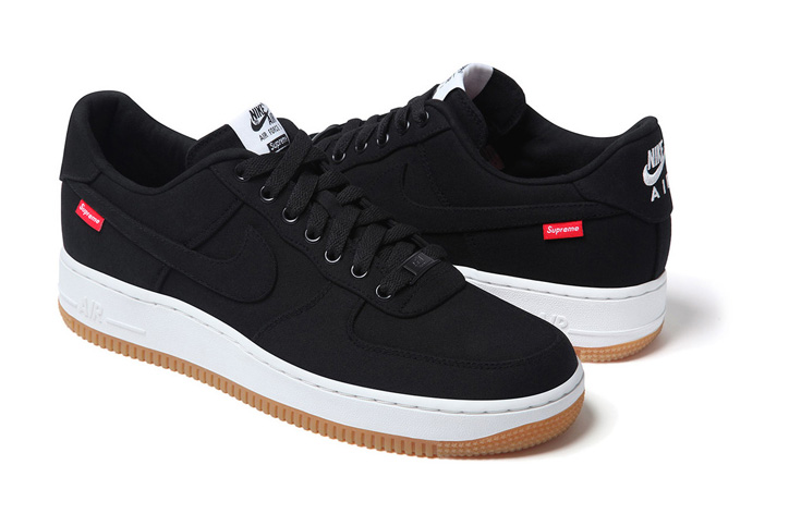 Photo03 - Supreme x Nike 2012 Air Force 1