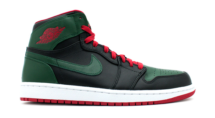 "Photo01 - NIKE AIR JORDAN 1 RETRO HIGH ""Gucci"""