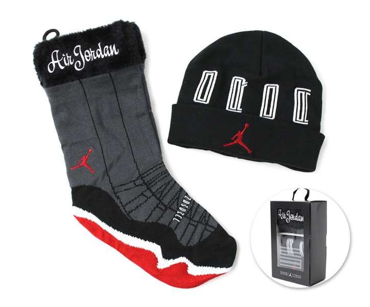 Photo03 - AIR JORDAN 11 COLLECTION BLACK/VARSITY RED