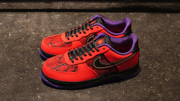 Photo02 - NIKE AIR FORCE 1 「YEAR OF THE SNAKE COLLECTION」