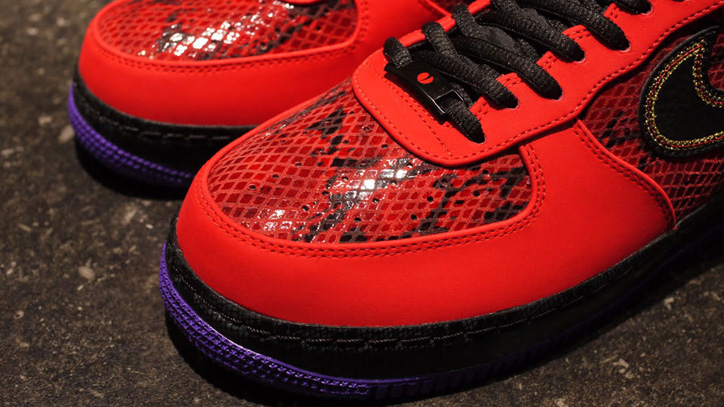 Photo03 - NIKE AIR FORCE 1 「YEAR OF THE SNAKE COLLECTION」