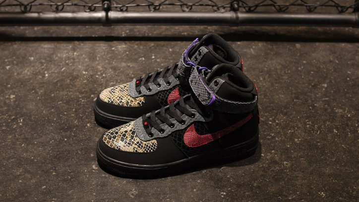 Photo07 - NIKE AIR FORCE 1 「YEAR OF THE SNAKE COLLECTION」