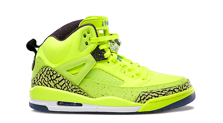 NIKE JORDAN SPIZIKE BHM VOLT/BLACK-PHOTO BLUE