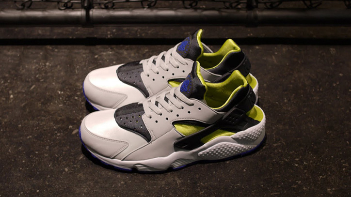Photo07 - NIKE AIR HUARACHE 「LIMITED EDITION for NONFUTURE」