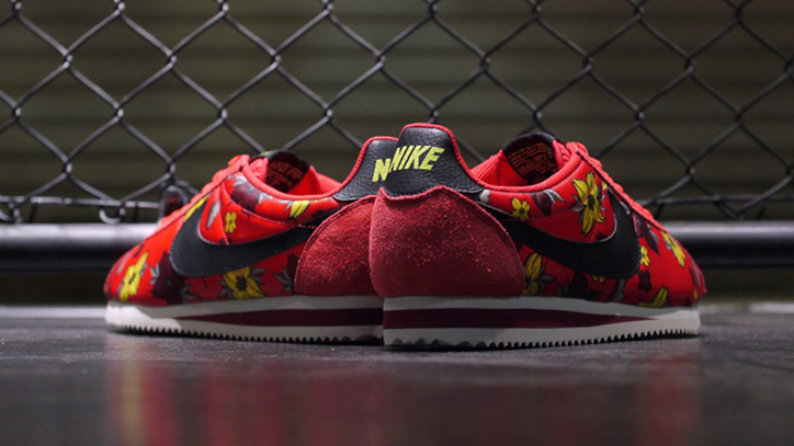 "Photo05 - NIKE CLASSIC CORTEZ NYLON QS ""ALOHA PACK"""