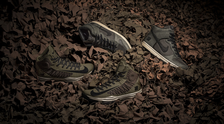 """Nike x Undefeated """"Bring Back 2003"""" 日本発売決定"""