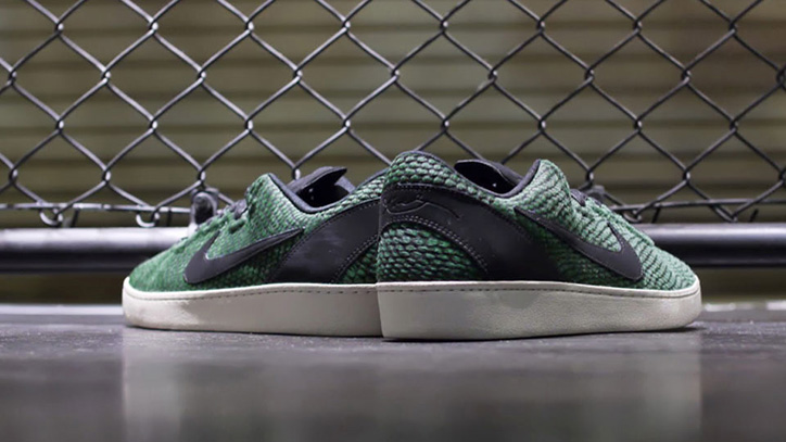 Photo05 - NIKE KOBE VIII NSW LIFESTYLE LE GRN/BLK/NAT