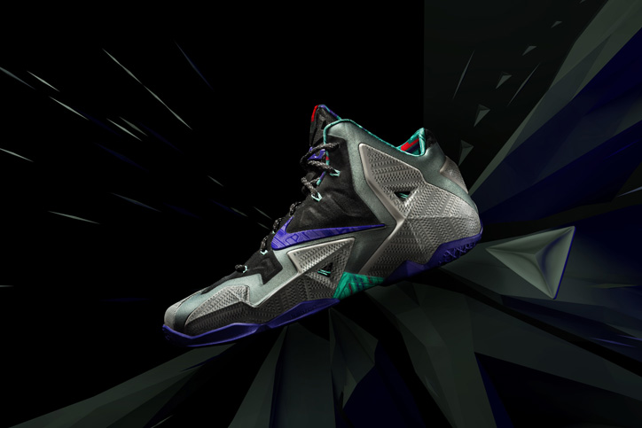 Photo02 - NIKE LEBRON 11 KING'S PRIDE / TERRACOTTA WARRIOR