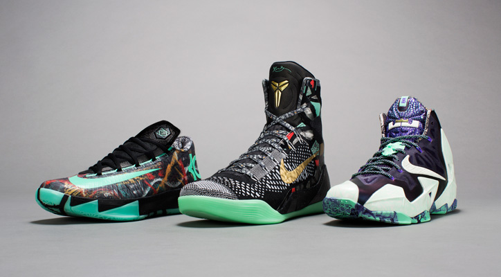 Photo01 - NIKE 2014 NOLA GUMBO LEAGUE COLLECTION