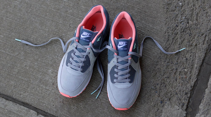 reputable site ef269 6e8c5 Photo01 - NIKE AIR MAX LIGHT PREMIUM QS 鮭児