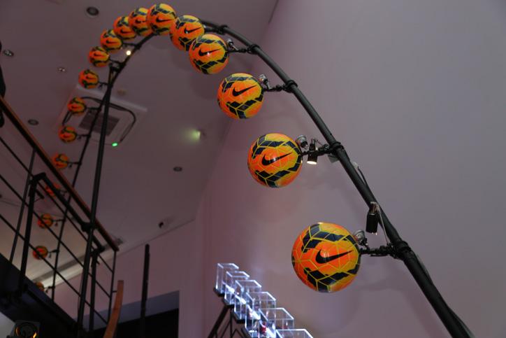 Photo02 - 最新のフットボールイノベーションを体感できる「NIKE INNOVATION HOUSE」を期間限定オープン