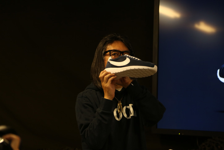 Photo04 - NikeLabからfragment designとのコラボレーションによる新作プロダクト NIKE ROSHE LD-1000 SP / FRAGMENT が登場