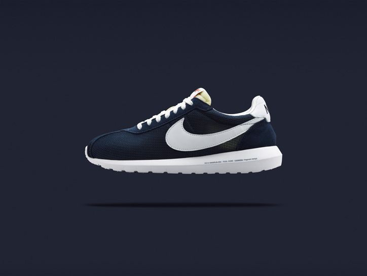 Photo15 - NikeLabからfragment designとのコラボレーションによる新作プロダクト NIKE ROSHE LD-1000 SP / FRAGMENT が登場