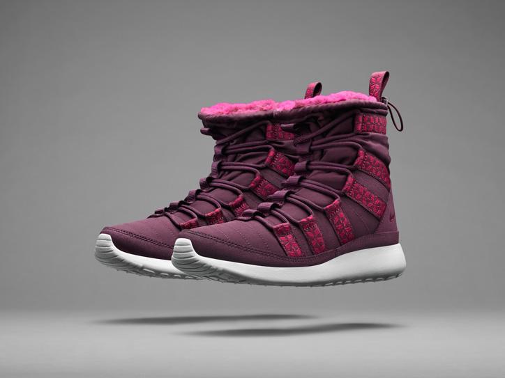 Photo11 - 寒さ、雨や雪、暗闇から身を守る最新のナイキ スニーカーブーツ コレクションが登場
