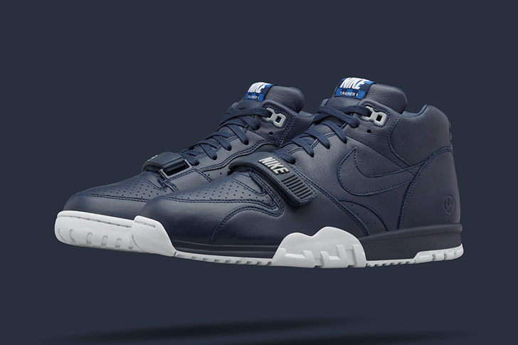 Photo03 - fragmentとNikeLabのコラボ第3弾 NikeCourt Air Trainer 1 MID x fragment が発売