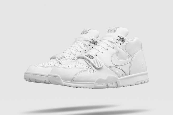 Photo07 - fragmentとNikeLabのコラボ第3弾 NikeCourt Air Trainer 1 MID x fragment が発売