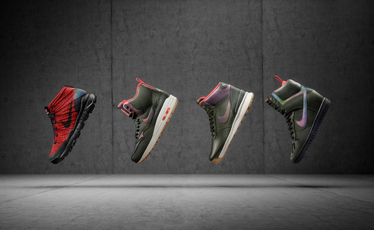 Photo02 - NIKE SNEAKERBOOTS HOLIDAY 2015 COLLECTIONが登場
