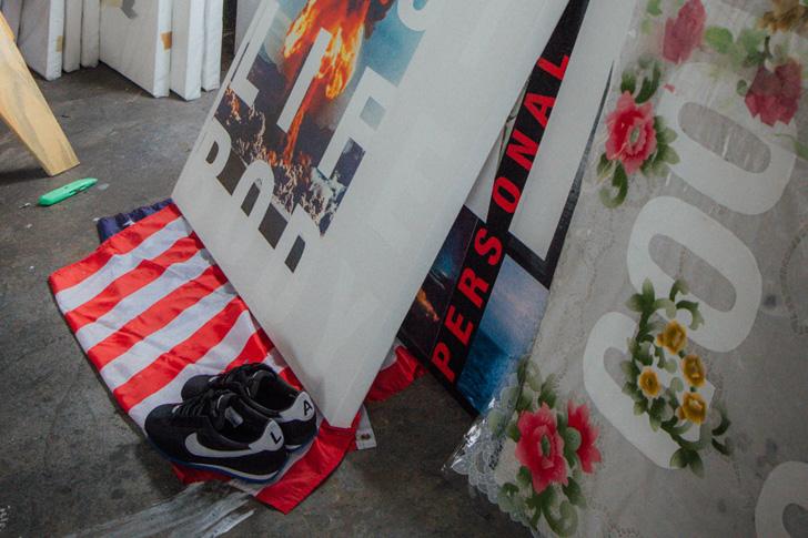 Photo07 - NikeLab Classic Cortez x Undefeatedのコラボレーションアイテムが登場