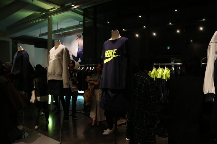 Photo02 - NikeLab x sacaiがスポーツウェアの定番に暖かく贅沢なひねりを加えた秋冬のコレクションを発表