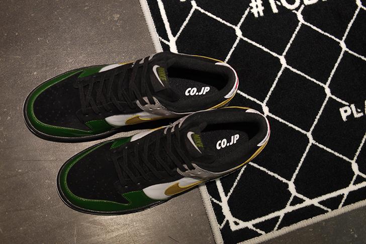 "Photo12 - ナイキは、mita sneakers提案モデルDUNK LOW JP QS ""温故知新""を発売"
