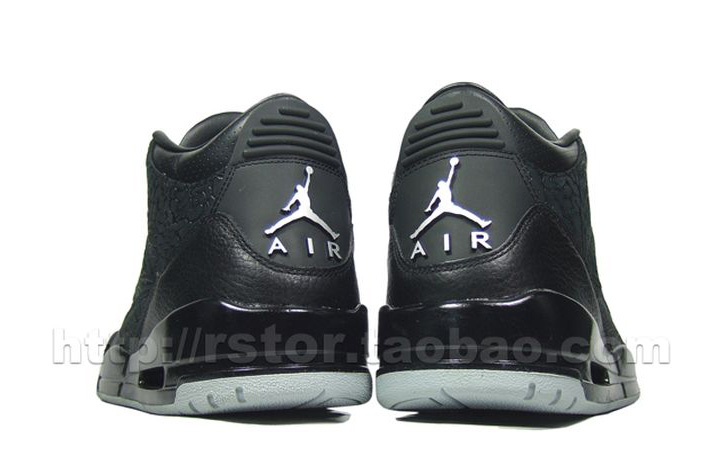 "Photo06 - AIR JORDAN 3 ""BLACK FLIP"" NEW IMAGES"