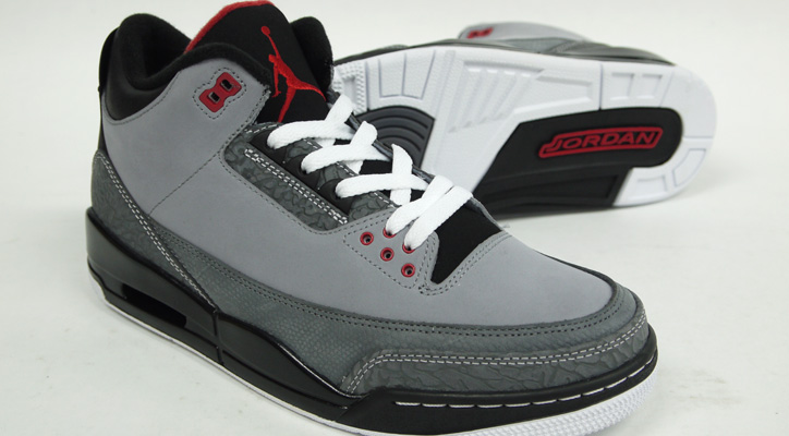 "Photo03 - NIKE AIR JORDAN III RETRO ""BRAND JORDAN"" ""LIMITED EDITION for NONFUTURE"""