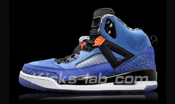 "Photo01 - Nike Air Jordan Spizike NY Knicks ""Away"""