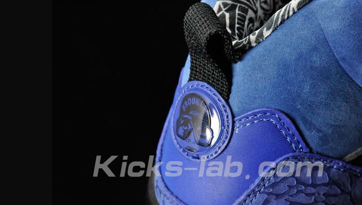 "Photo04 - Nike Air Jordan Spizike NY Knicks ""Away"""