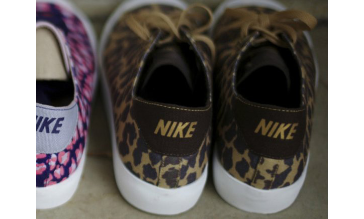 Photo04 - fragment design x Nike Zoom All Court 2 Low 'Leopard' Pack