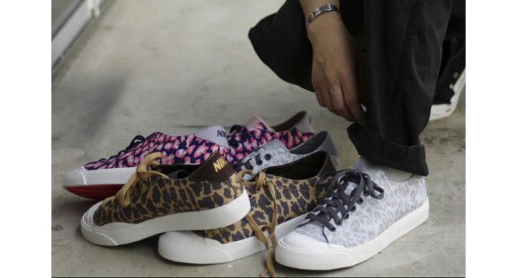 Photo05 - fragment design x Nike Zoom All Court 2 Low 'Leopard' Pack