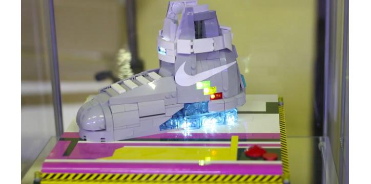 Photo01 - Sneaker Freaker x Orion Pax Lego Nike MAG