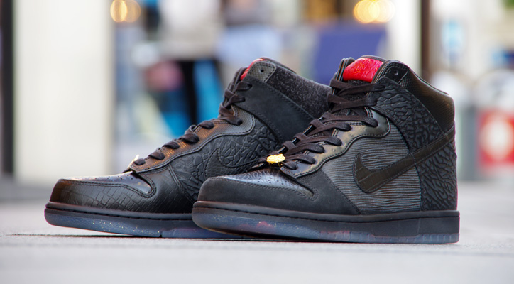Photo04 - Mighty Crown x NIKE DUNK HI PREMIUM / SKY FORCE 88 LOW LTR