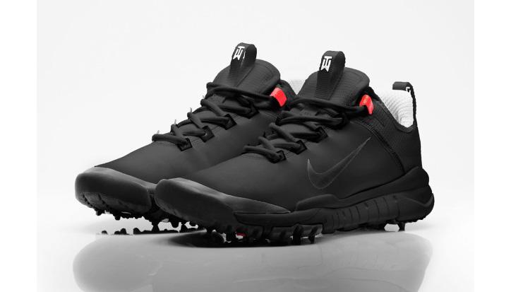 Photo01 - Tiger Woods x Nike Free Golf Shoe Prototype
