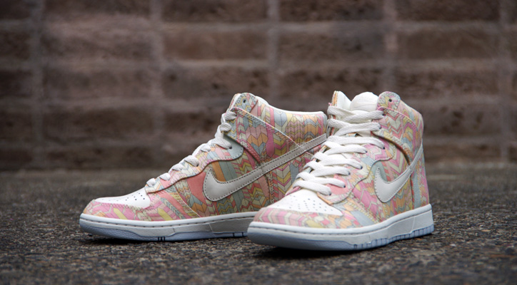 Photo03 - NIKE WMNS DUNK HI SKINNY PREMIUM