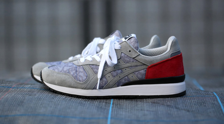 "Photo01 - Onitsuka Tiger TIGER ALLIANCE ""NUMBER NINE x atmos"" の先行予約が開始"