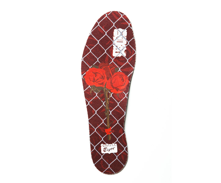 "Photo04 - オニツカタイガーは、mita sneakersとのコラボレーション第3弾 Onitsuka Tiger X-CALIBER ""Dried Rose""を発売"