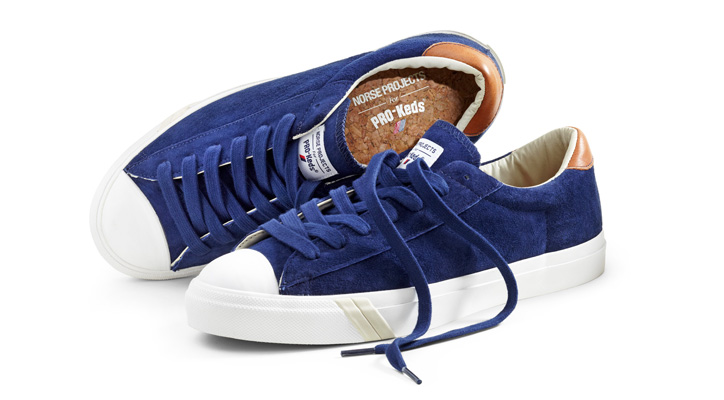Photo01 - Norse Projects x Pro-Keds 2012 Spring/Summer Royal Lo