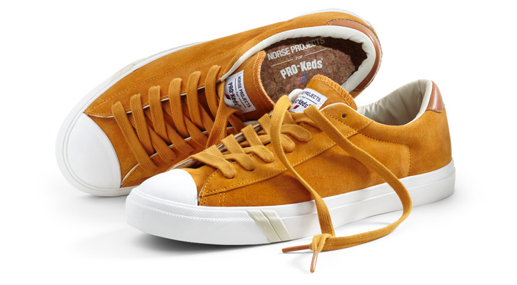 Photo02 - Norse Projects x Pro-Keds 2012 Spring/Summer Royal Lo