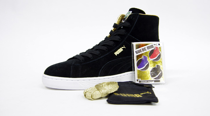 """Photo04 - Puma THE GOLD CLASSIC PACK """"LIMITED EDITION for The LIST"""""""