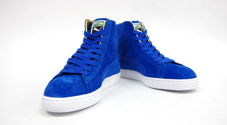 """Photo06 - Puma THE GOLD CLASSIC PACK """"LIMITED EDITION for The LIST"""""""