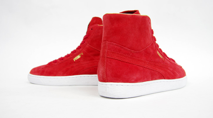 """Photo09 - Puma THE GOLD CLASSIC PACK """"LIMITED EDITION for The LIST"""""""