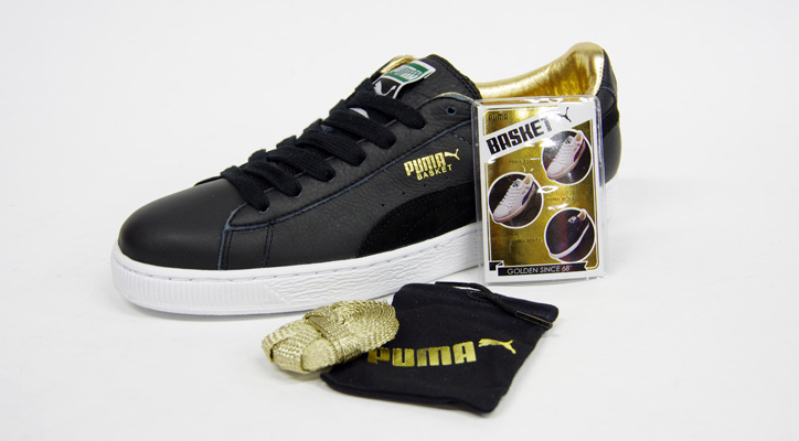 """Photo13 - Puma THE GOLD CLASSIC PACK """"LIMITED EDITION for The LIST"""""""