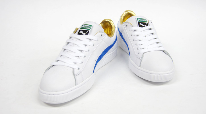 """Photo15 - Puma THE GOLD CLASSIC PACK """"LIMITED EDITION for The LIST"""""""