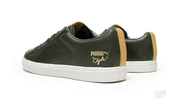 "Photo04 - UNDFTD X PUMA CLYDE ""STRIPE-OFF"" COLLECTION"