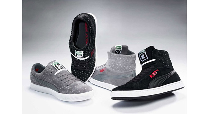 Photo01 - UNDFTD x Puma Microdot Collection