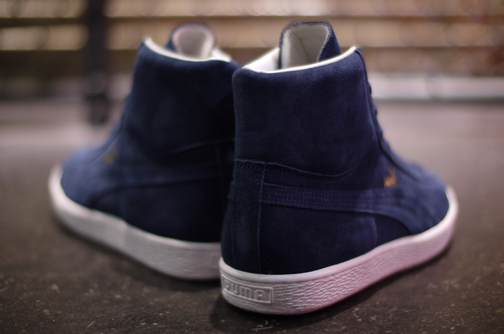 """Photo03 - Puma JAPAN SUEDE MID """"made in JAPAN"""" """"LIMITED EDITION for 匠 COLLECTION"""""""